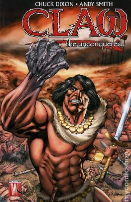 Claw The Unconquered TPB (DC/Wildstorm) #1-1ST 2007 VF Stock Image