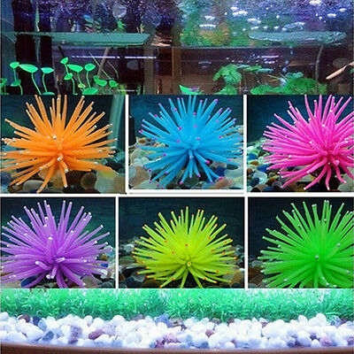 Aquarium Fish Tank Decor Artificielle Plante De Corail *tr