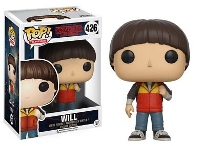 Funko Pop! Stranger Things Will Vinyl Figure Toy #426 *In Stock* MINT