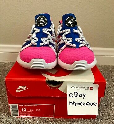 the best attitude 3aa4a bf3fb  SHIPPING FROM US  Nike Air Huarache NM Men s US 10 DS Pink Royal Blue
