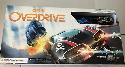 Anki Overdrive Racing Starter Kit 2 Cars Great Preowned Condition