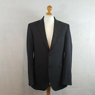 Mens 42l 100 Wool Grey Tailcoat Wedding Ascot Morning Suit Dress Tails Jacket 39 98 Picclick Uk