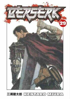 Berserk Volume 29 by Kentaro Miura 9781595822109 | Brand New | Free US Shipping