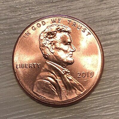 2019 P Lincoln Shield Cent * Mint * Hand Selected