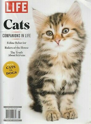 LIFE Cats 2019 Companions in Life Plus: Cats vs. Dogs