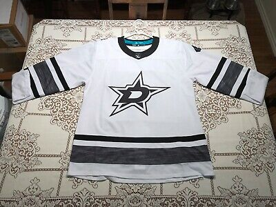 separation shoes 47067 662a0 DALLAS STARS ADIDAS Miro Heiskanen Parley All Star Jersey 2019 X-large  Brand New