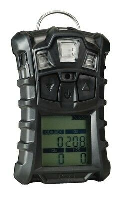 MSA Altair 4 Multi Gas Monitor + Charger