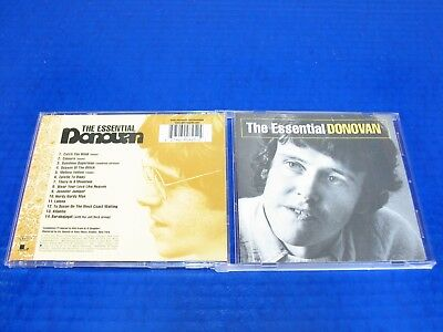 Donovan - The Essential (Greatest Hits) CD 60's Classic Rock Excellent Condition