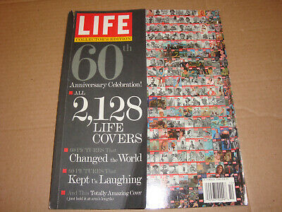 LIFE Magazine Collector's Edition 60th Anniversary October 1996