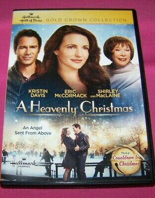 Feature Films For Families / Hallmark - A Heavenly Christmas - Used DVD - Family