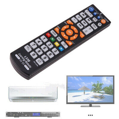 Smart Remote Control Controller Universal With Learn Function For TV CBL PLV w8