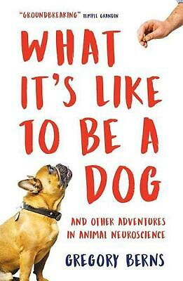 What It's Like to be a Dog: And Other Adventures in Animal Neuroscience by Grego