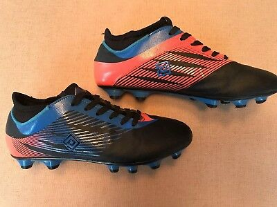f39b18163 COLORFUL KIDS SOCCER Cleats in Excellent Condition w/ Box - Size 4 ...