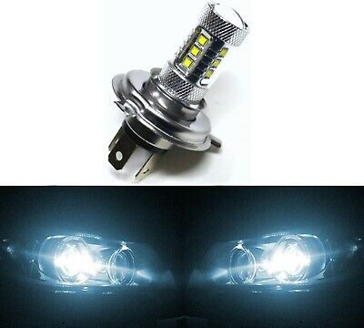 LED 80W HS1 12V White 6000K One Bulb Head Light Replace Bike ATV Scooter