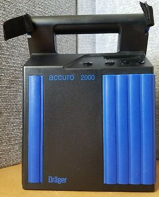 Drager Accuro 2000 Typ 6400200 Pump Automat