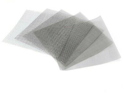 304 Stainless Steel Woven Wire Filtration Filter Screen Sheets