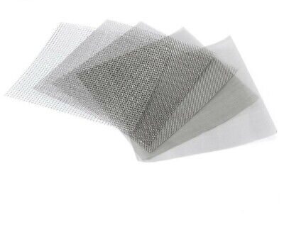 304 Stainless Steel Woven Wire Filtration Filter