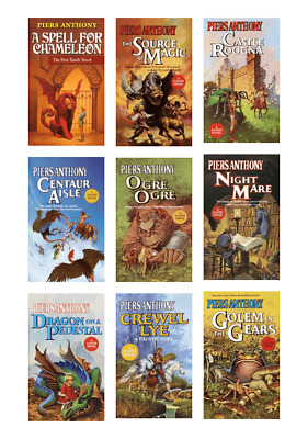 A Fantasy World's Novel Series (All 33 Books)  in ePub/Kindle and Pdf Formats