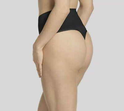 WOMEN'S JOCKEY LIFE  COLLECTION WAIST SLIMMER THONGS SHAPEWEAR   2 pack