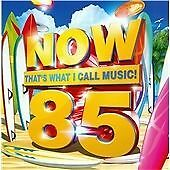 Now That's What I Call Music! 85: 2CD   2013. New & Sealed. (Next Day Delivery).
