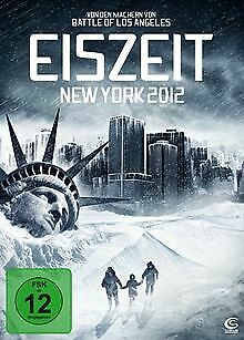 Eiszeit - New York 2012 von Travis Fort | DVD | Zustand gut