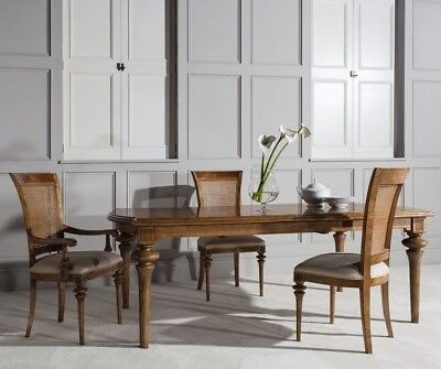Frank Hudson Gallery Direct Spire Large Extending Dining Table - 220cm-280cm