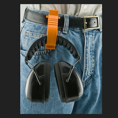 Metal Detector Headphone Belt Clip Holder Detecting Storage Accessories