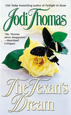 The Mclain: The Texan's Dream 5 by Jodi Thomas (2001, Paperback)