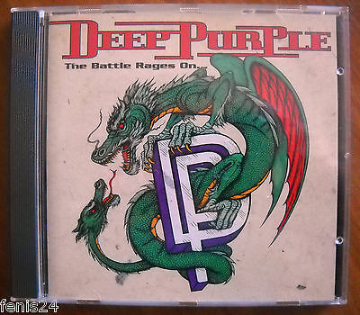 "Deep Purple "" The battle rages on ...""  - RCA - BMG 74321154202"