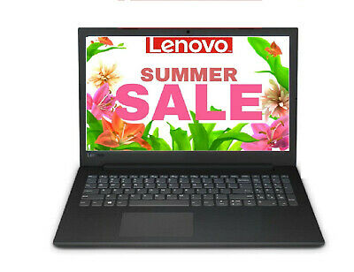 "NEW Lenovo V145 FHD 15.6"" Laptop 1TB SSHD 8GG RAM AMD A6 CPU,DVD-RW,Win 10 Pro"