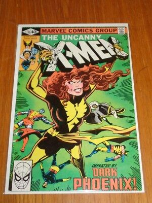 X-Men Uncanny #135 Marvel Comics 1St Dark Phoenix Cent Copy July 1980 Vf (8.0)*