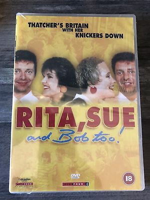 Rita, Sue and Bob Too DVD (2004) George Costigan BRAND NEW AND SEALED