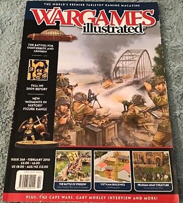 THE BATTLES FOR OOSTERBEEK AND ISSUE 268 FEBRUARY 2010 WARGAMES ILLUSTRATED