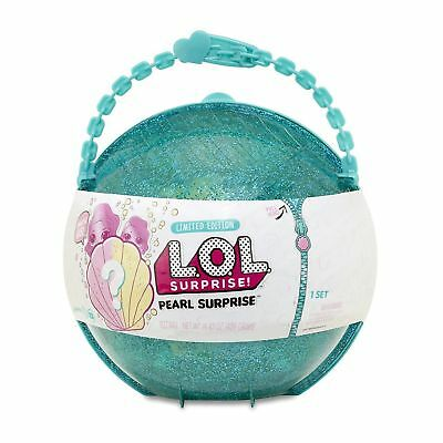 LOL Pearl Surprise Teal Series 6 Surprises Dolls Big Sister L.O.L NEW Gift Blue