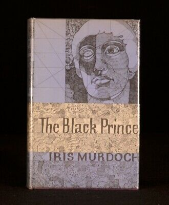 1973 Iris Murdoch The Black Prince First Edition with Dustwrapper