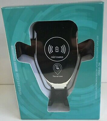Wireless Car Mount Charger Brand New And Sealed In Original Packaging