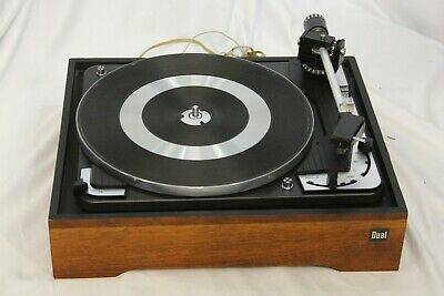 Dual 1009 SK Turntable 4 Speeds Fully-Automatic 1964-1966 Reconditioned