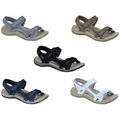 Earth Spirit Frisco Nubuck Ladies Sandals in All Sizes and Colours