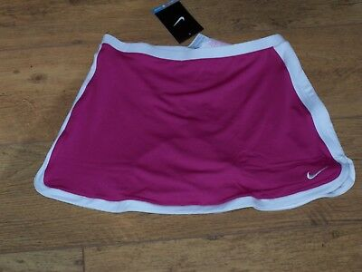 New Nike Jr Skort Tennis /Hockey/ Netball / Skirt Girls Size XL 13-15 Y (364264)