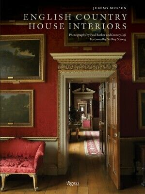 English Country House Interiors (Hardcover), Musson, Jeremy, Bark...