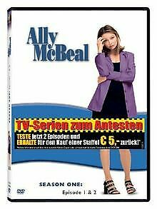Ally McBeal: Season One, Episode 1 & 2 von James Frawley | DVD | Zustand gut