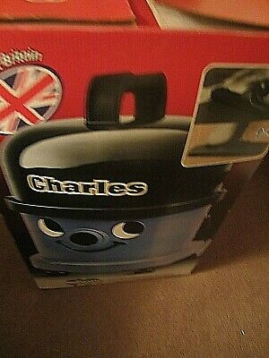 Charles Numatic Wet And Dry Vacuum Cleaner