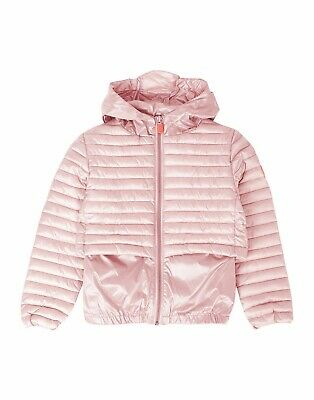 Giubbino Save the duck bimba iris8 pink ss19