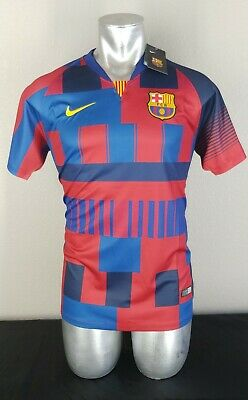 super popular 2330e 131b5 NIKE LUIS SUAREZ Fc Barcelona 20Th Anniversary Mashup Home ...