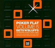 Poker Flat /Vol.5 : Bet'N'Bluffs von compilation | CD | Zustand gut