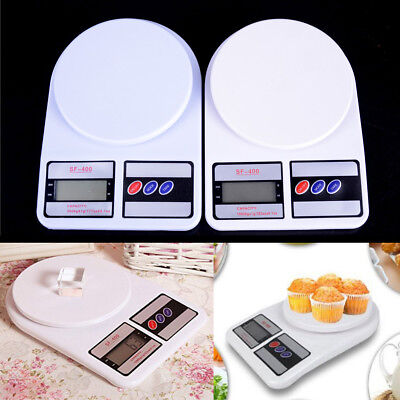 10kg/1g Precision Electronic Digital Kitchen Food Weight Scale Kitchen Tool VAUS