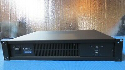 QSC CX302V DIRECT 2-Channel 70V Powered Amplifier *Parts