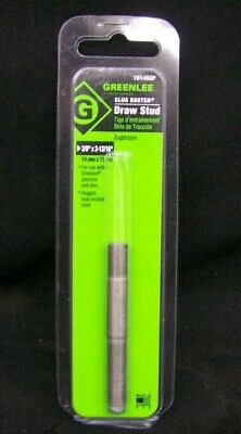 Greenlee 1614ssp 3/8x2-13/16 Stainless Steel Draw Stud