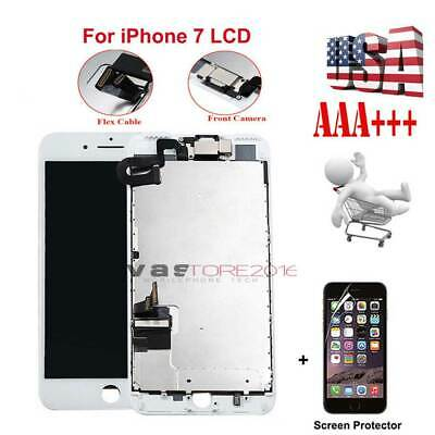 A1778&A1660 For iPhone7 LCD Replacement Touch Screen Digitizer+Earspeaker+Camera