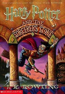 Harry Potter and the Sorcerer's Stone (Book 1) vo... | Buch | Zustand akzeptabel